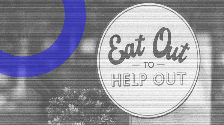Eat Out to Help Out, photo credit Unsplash/Nick Fewings