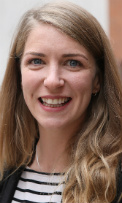 A headshot of Kate Laffan | LSE researcher