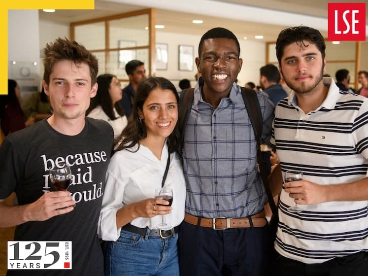 LSE Summer School information session